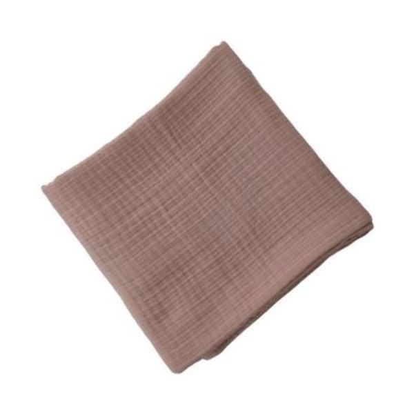 الصورة:  بطانية 4 طبقات من الموسلين  - ٩٠ × ١٢٠ سم