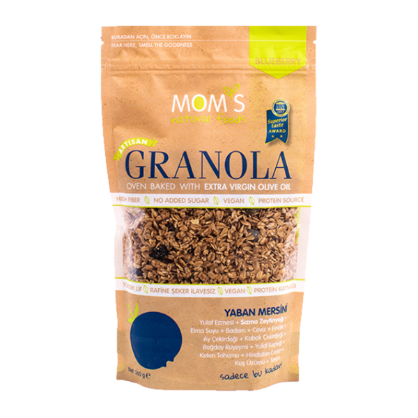 Picture of Blueberry Granola 360 gr