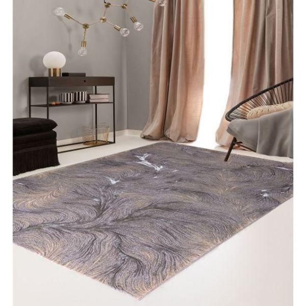 Picture of Koza Carpet Galleria Gray Carpet 120x180 cm