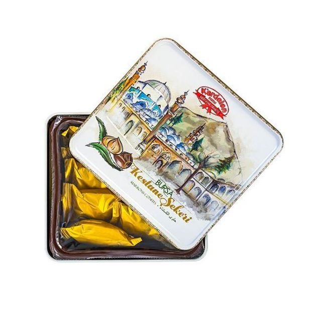 Picture of 470 grams Metal marron confit
