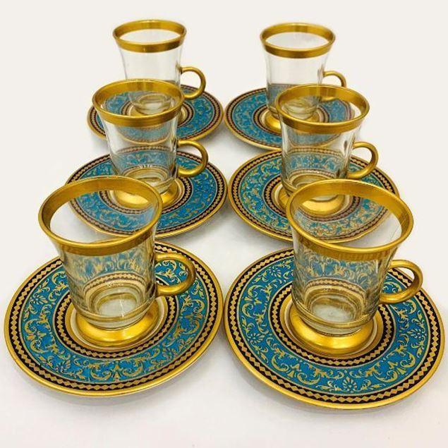 Picture of  12 PIECES TEA SET