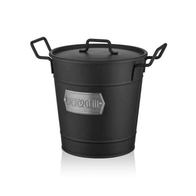 Picture of Detergent Storage Box - Black