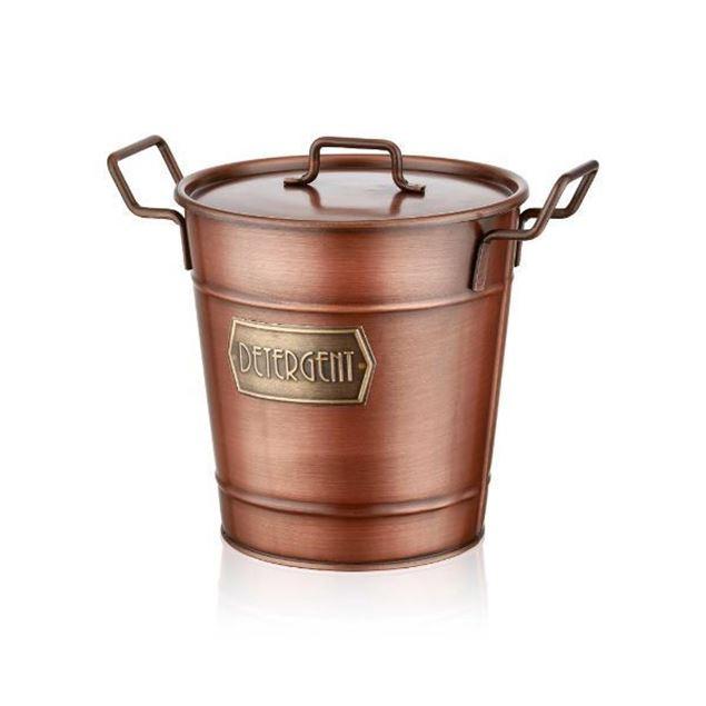 Picture of Detergent Storage Box - Copper