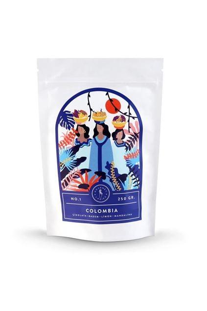 الصورة: قهوة كولومبيا من جورميه ليديز