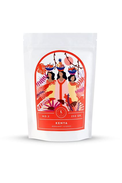 Picture of Gourmet Ladies Kenya Coffee