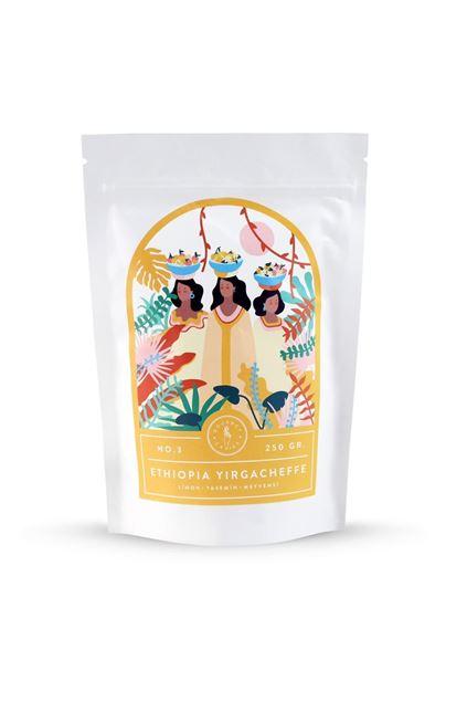 Picture of Gourmet Ladies Ethiopia Yirgacheffe Coffee