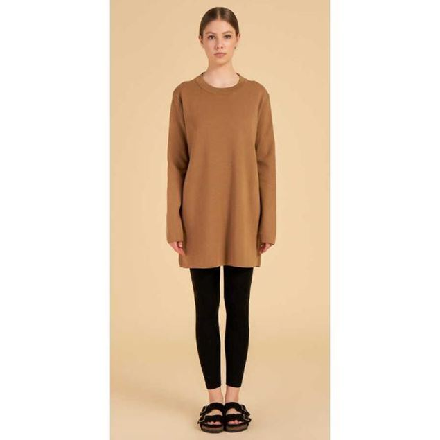 Picture of LONG SLEEVE TRICOT TUNIC
