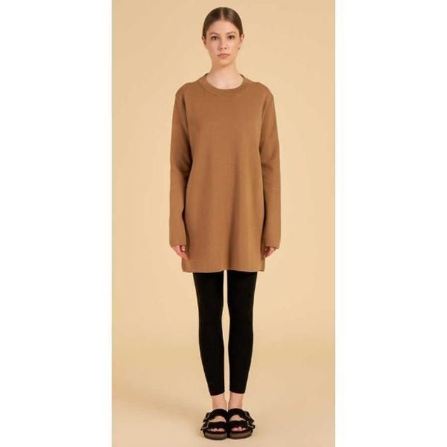 Picture of LONG SLEEVE KNIT SWEATER