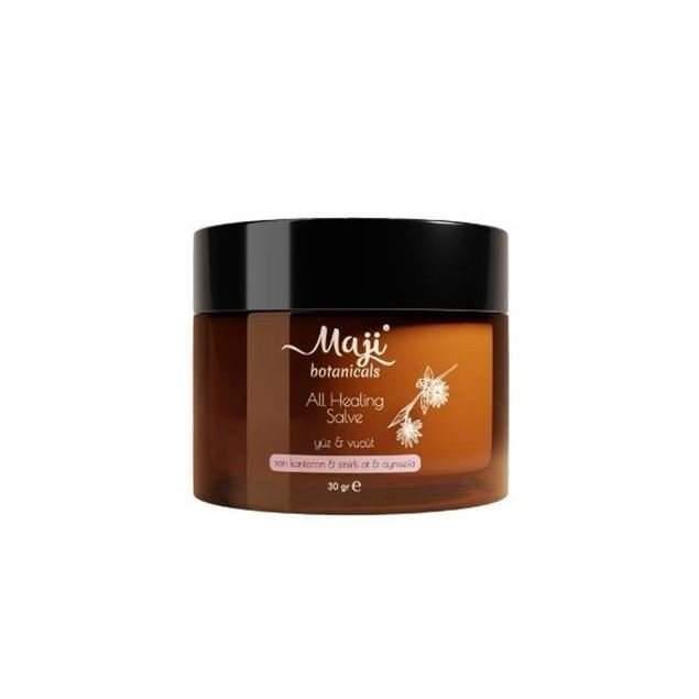 Picture of Maji Botanicals All Healing Salve Face & Body Care Cream 30 gr