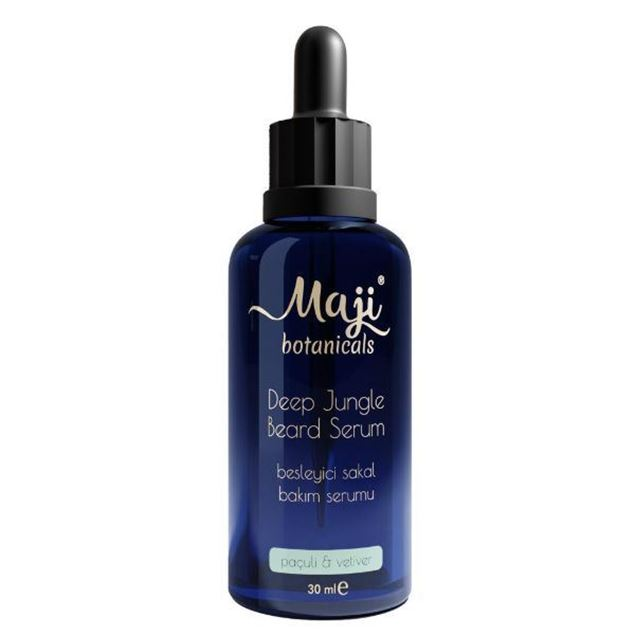 Picture of Maji Botanicals Deep Jungle Beard Care Serum 30 ml