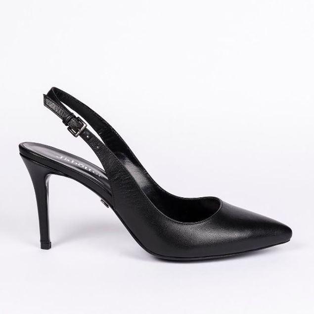 الصورة: حذاء بكعب - 8سم