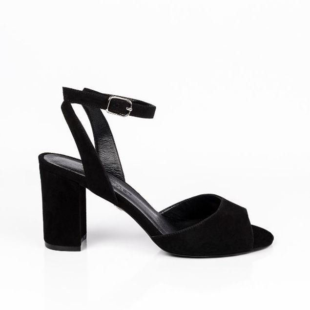 Picture of Heeled Sandals - 8 Cm