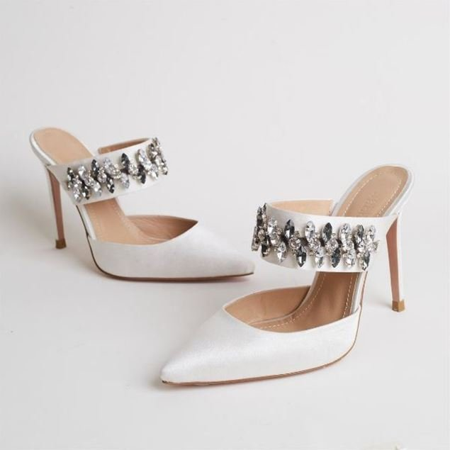 Picture of High heels slippers