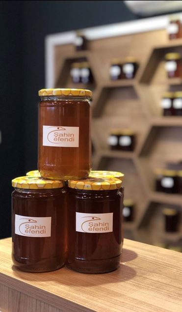 Picture of Chestnut Honey