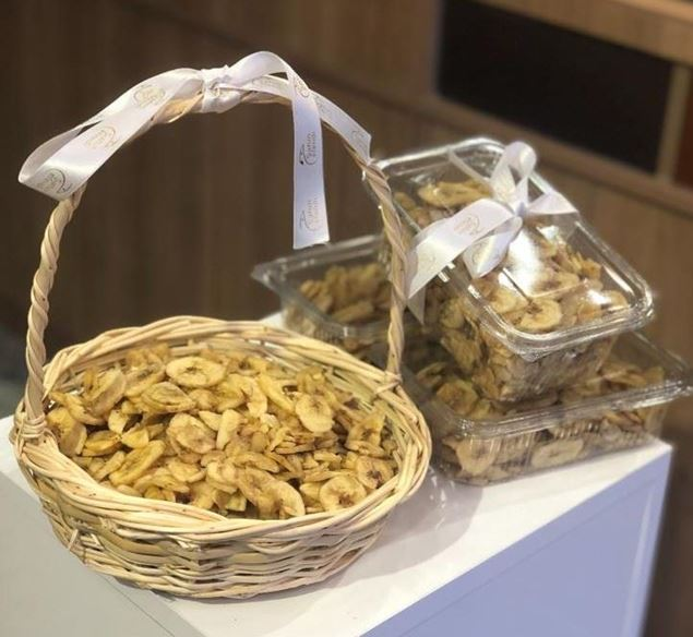 Picture of Dried Fruit - Banana