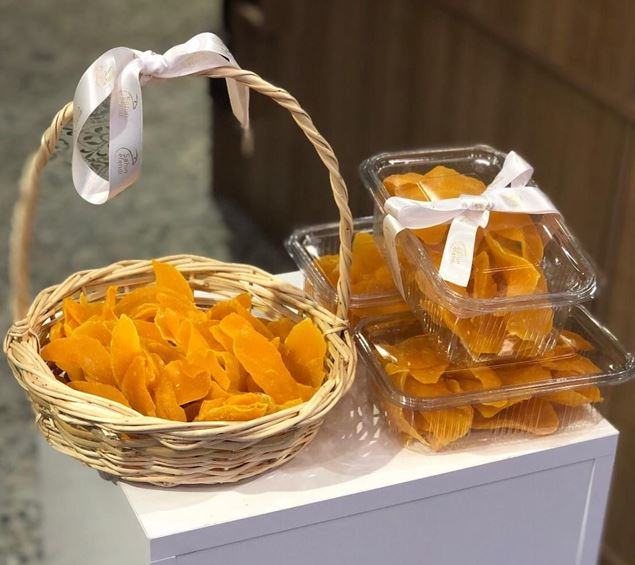 Picture of Dried Fruits - Mango