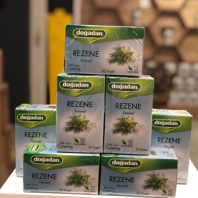 Picture of Fennel Tea - 20 Bags