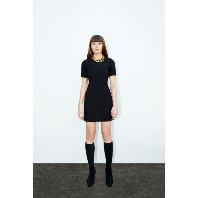 Picture of SHORT SLEEVE DRESS