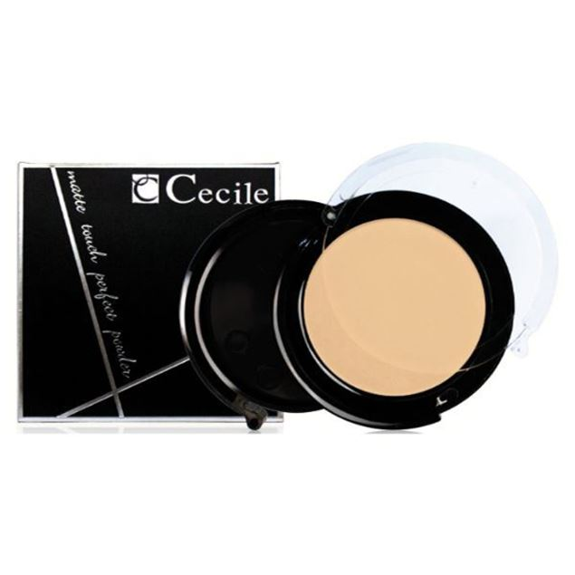 Picture of CECILE MATTE TOUCH PERFECT POWDER  502