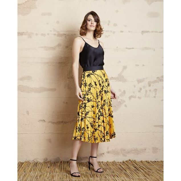 Picture of Pleated Skirt Pattern