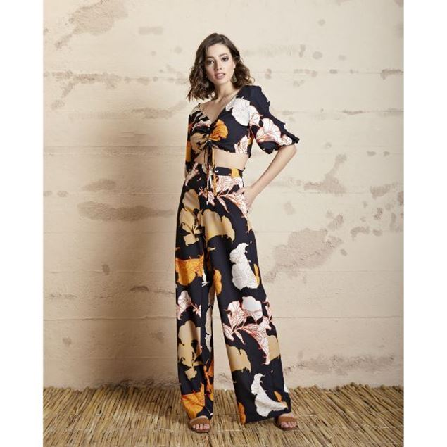 Picture of Floral Patterned Trousers