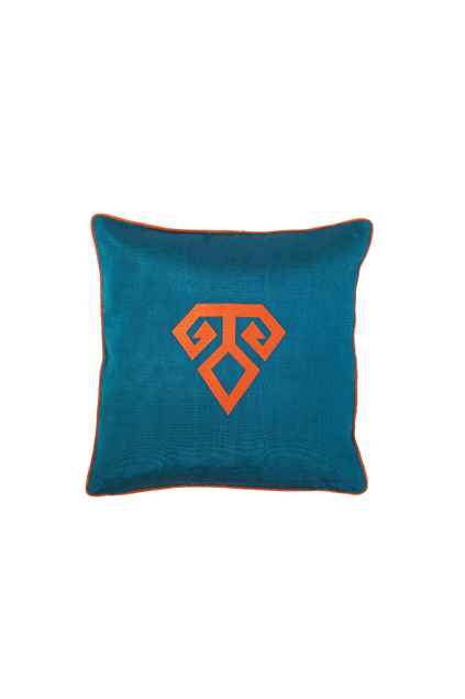 Fertility Embroidered Pillow