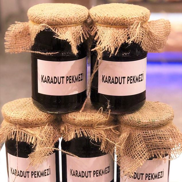 Picture of Turkish raspberry molasses