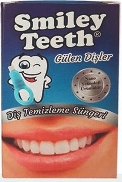 Picture of Smiley Teeth Whitening Sponge