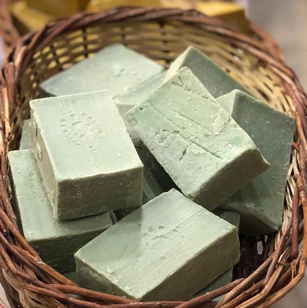 Picture of Handmade soap with laurel extract