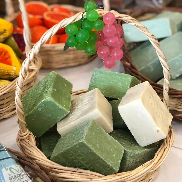 Picture of Natural olive soap