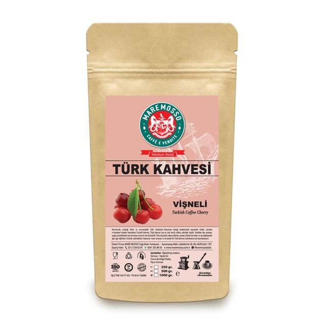 Picture of CHERRY FLAVORED TURKISH COFFEE 250 GR