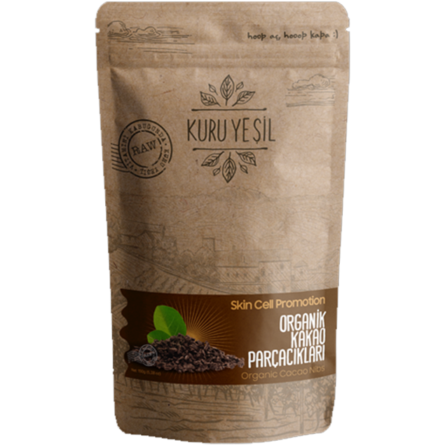 Picture of Organic Raw Cocoa Particles