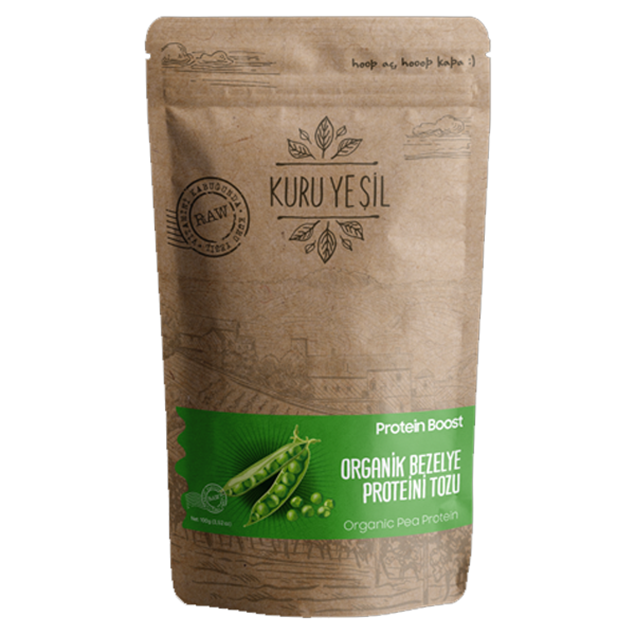 Picture of Organic Pea Protein Powder