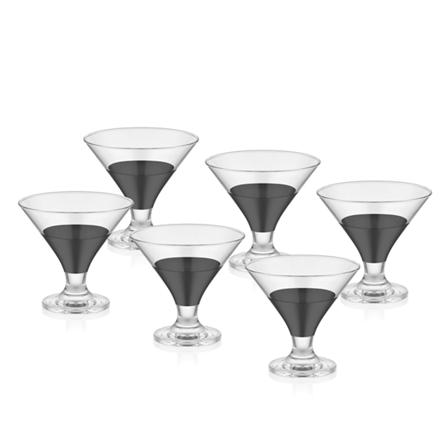 Picture of Ice Cream Cups - 6 Pieces Set - The Mia