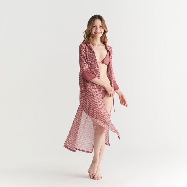 Picture of Kaftan Astec French Rose