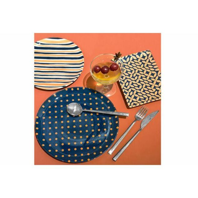 Picture of Breakfast Utensils Set 18 Pieces For 6 People - Porland