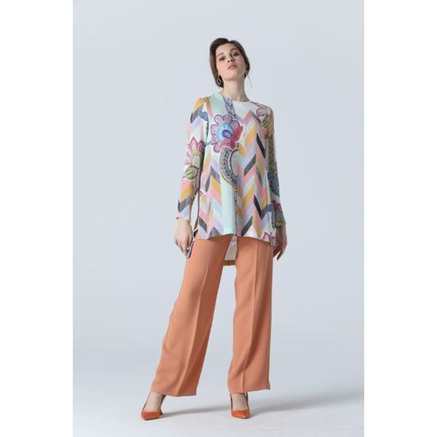 Picture of Pattern Blouse - Senna Design