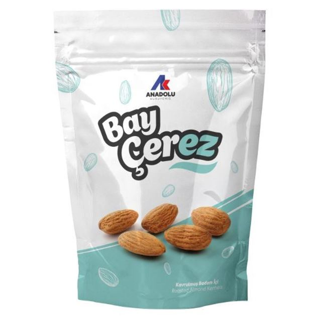 Picture of Baycerez Roasted Almond 80 gr *12 packs