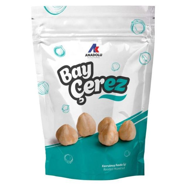 Picture of Baycerez Roasted Hazelnuts 80 gr *12 packs