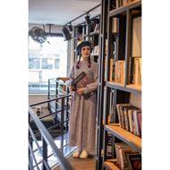 صورة فستان محتشم - نيلوش فينتيج