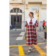 صورة فستان طويل - نيلوش فينتيج