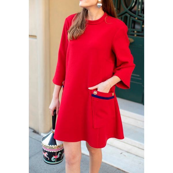 Picture of Short Dress - Nillush Vintage