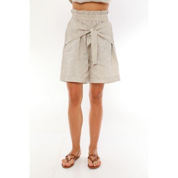Picture of Women'S Wide Shorts - Dreamlike