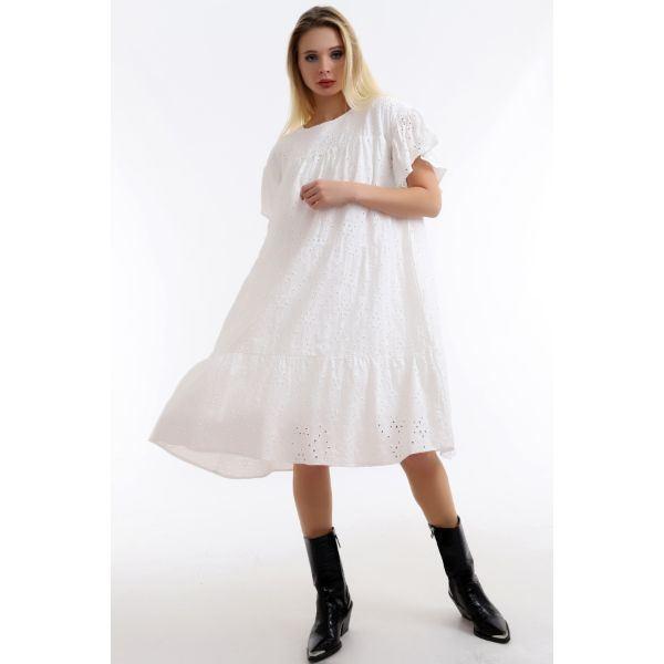 Picture of Wide Dress - Dreamlike