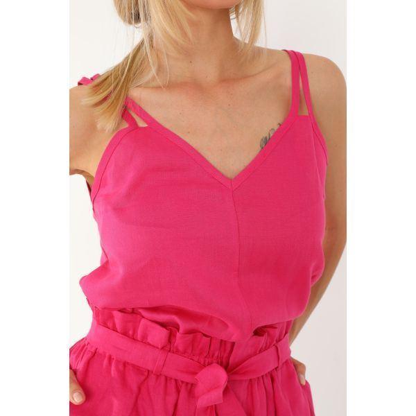 Picture of Women'S Sleeveless Blouse - Dreamlike