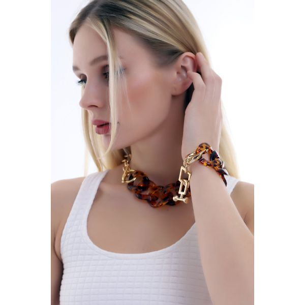 Picture of Women'S Necklace And Bracelet Set - Dreamlike