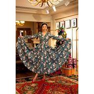 Picture of Charlotte Flowered Dress - Nillush Vintage