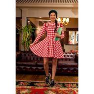 صورة فستان قصير  - نيلوش فينتيج